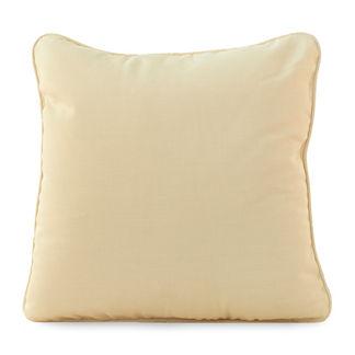 Croquet Throw Pillow by Summer Classics