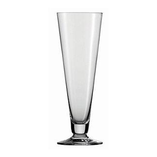 Schott Zwiesel Footed Pilsner Beer Glasses, Set of Six