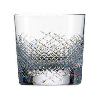 Comete Large Whiskey Double Old Fashioned Glasses, Set of Two