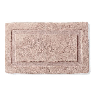 Resort Cotton Skid-resistance Bath Rug