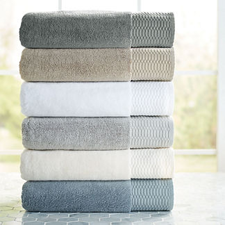 Egyptian Cotton Bath Towels