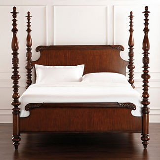 Havana Four-poster Bed