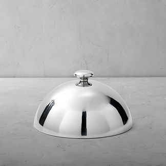 Hot/Cold Stainless Steel Dome for 14-in. Tray