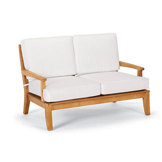 Melbourne Loveseat with Cushions, Special Order