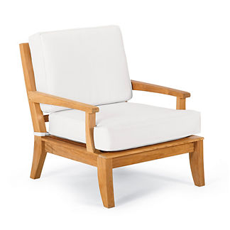 Melbourne Lounge Chair with Cushions, Special Order