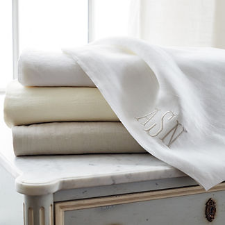 Linen Sheet Set