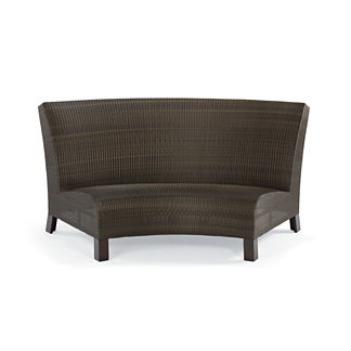 Del Mar Center Curved Sofa