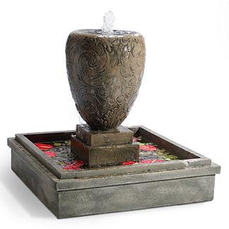 Arabesque Outdoor Fountain