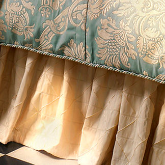 Carlyle Bedskirt