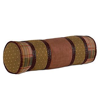 Mckinley Cocoa Bolster Pillow