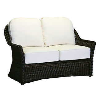 Sedona Loveseat with Cushions by Summer Classics