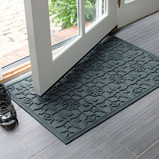 Water & Dirt Shield Damask Mat