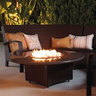 Beckett Fire Table