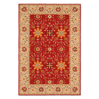 Barras Easy Care Area Rug