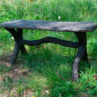 Bronze Bench