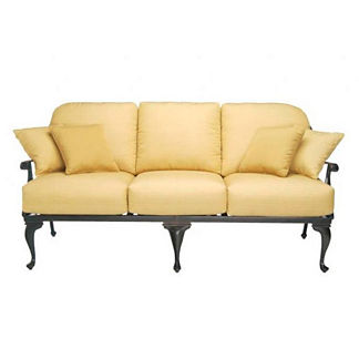 Provence Sofa with Cushions by Summer Classics