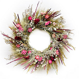 Prairie Sunrise Wreath