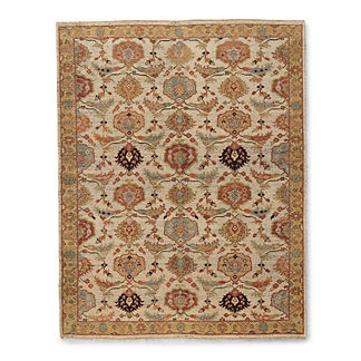 Lisbon Hand-knotted Wool Area Rug