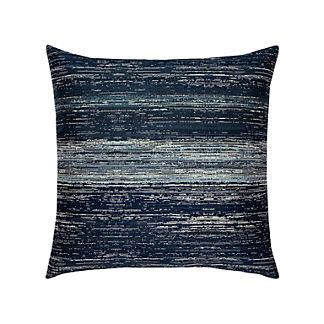 Textured Indoor/Outdoor Pillow by Elaine Smith