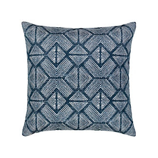 Bakuba Indoor/Outdoor Pillow by Elaine Smith
