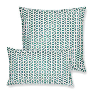 Alcazar Indoor/Outdoor Pillow by Elaine Smith