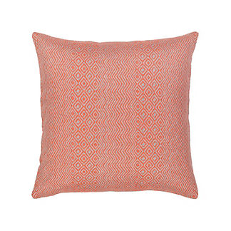 Kanga Indoor/Outdoor Pillow by Elaine Smith