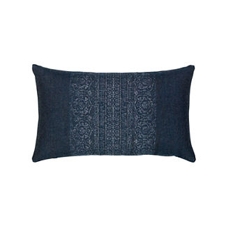 Aria Indoor/Outdoor Lumbar Pillow by Elaine Smith