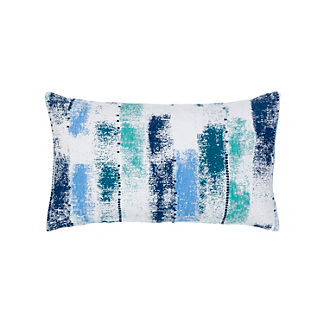 Endeavor Lumbar Indoor/Outdoor Pillow by Elaine Smith