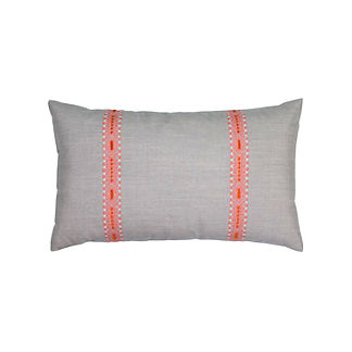 Zambezi Lumbar Indoor/Outdoor Pillow by Elaine Smith