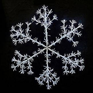 Sparkler Snowflake