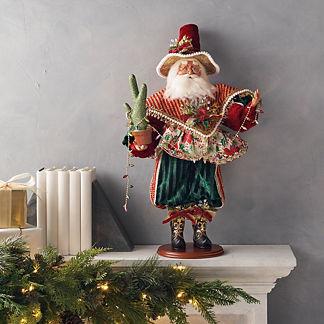 Mark Roberts Feliz Navidad Santa