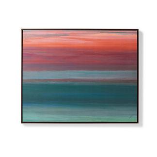 Sunset Ablaze Giclee Print