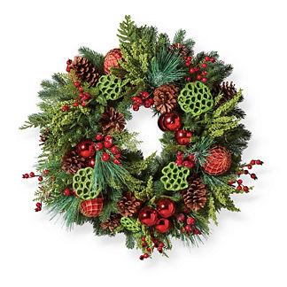 A Wonderful Christmas Wreath