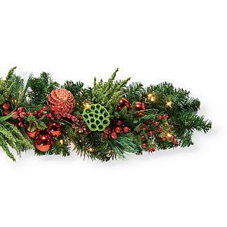 A Wonderful Christmas Garland