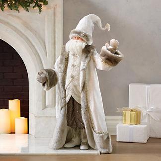 Winter Opulence Santa