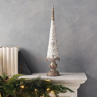 Winter Opulence Decorative Tree
