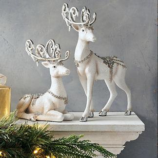 Winter Opulence Reindeer Set