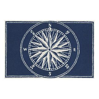 Compass Door Mat