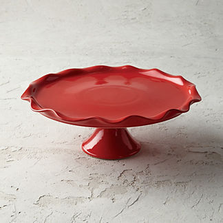 Casafina Cook & Host Footed Plate