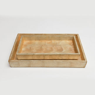 Andria Nested Trays by Pigeon & Poodle