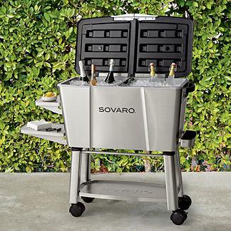Sovaro Entertaining Cooler Station