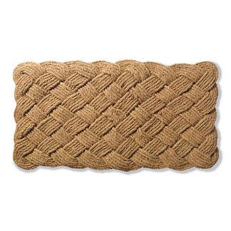 Dockside Woven Coco Door Mat