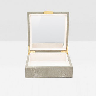 Lucerne Square Jewerly Box by Pigeon and Poodle