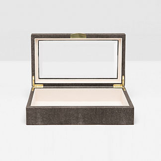 Henlow Rectangle Box by Pigeon and Poodle