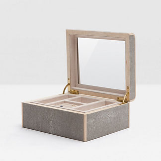 Rennes Medium Jewelry Box by Pigeon and Poodle