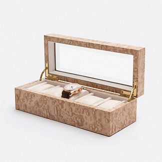 Walton 5-watch Box by Pigeon and Poodle