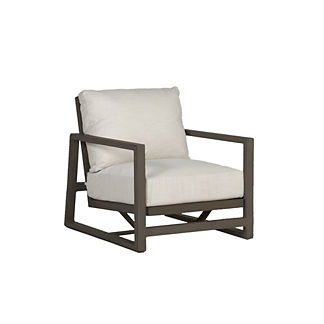 Avondale Aluminum Lounge Chair with Cushions by Summer Classics