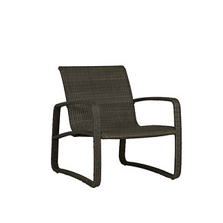 Delray Woven Lounge Chair by Summer Classics