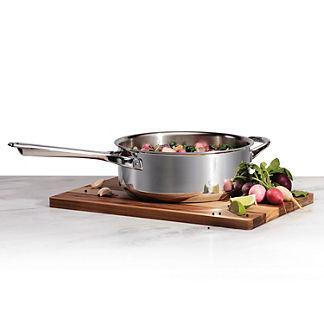 Wolf Gourmet 6-quart Deep Saute Pan