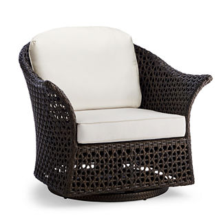 Maxwell Swivel Lounge Chair Cover